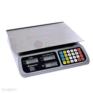 High Quality Stainless Steel Weighting Label Scale Printer