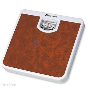 High Quality Fashion Design Plastic Body Weight Scale