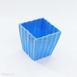 High Quality Square Melamine Flowerpot