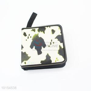 Unique Pattern Zipper Hand Bag CD Box,CD DVD Case