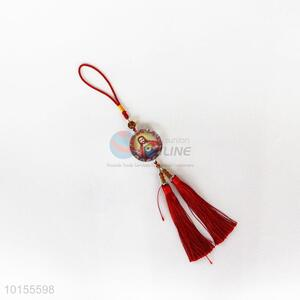 Low price red round shape hanging pendant