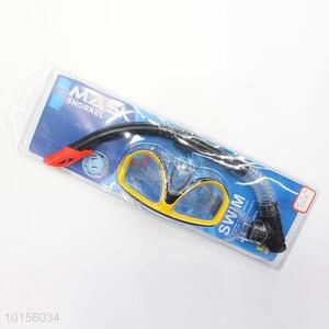 High Quality Silicone Swimming Diving Mask and Snorkel Set