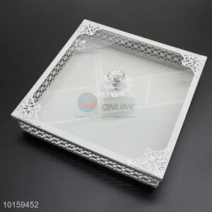 Wholesale Vintage Style Cake Holder Storage Box With Cover