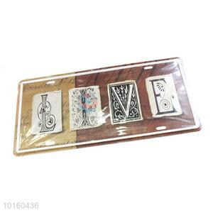 Modern Design Decorative Paintings Wall Sign
