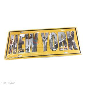 High Quality New York Wall Decorative Painting