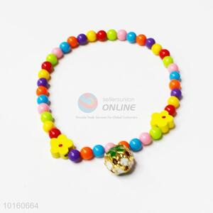 Dog Cat Colorful Bead Necklace Collar