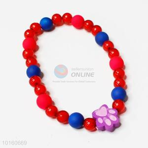 Red and Blue Bead Small Animals Jewelry Accessories