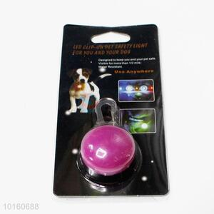 Bright Dog Pet Cat LED Night Safety Flash Light for Collar