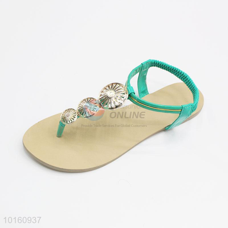 1eb29ddd9 Simple Design Ladies Fancy Flat Sandals - Sellersunion Online