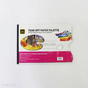 Tear-Off Paper Palette For Oil/Acrylic/Water Color Paint