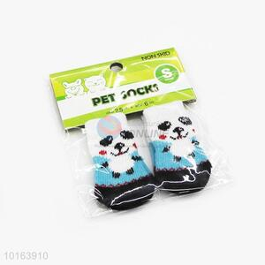 Chinese Factory Cartoon Cute Pet Socks