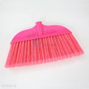 Pink Bristle Floor Cleaning Broom Head