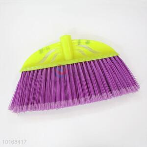 High Quality Purple Bristle Floor Cleaning Broom Head