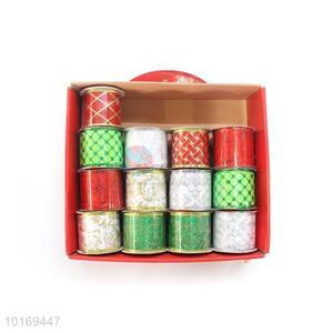 Custom Polyester Satin Ribbon For Packing