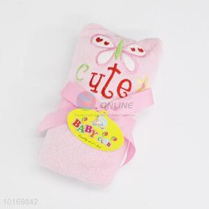 China manufacturer cheap kids bath towel/shawl