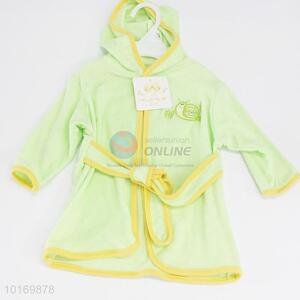 Factory suppply fashion children bathrobe