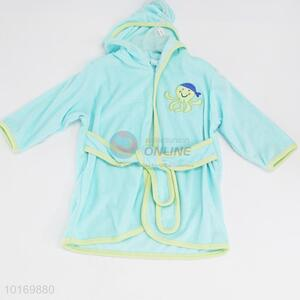 China wholesale custom children bathrobe
