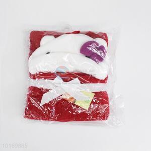 Made in China hot sale kids bath towel/shawl