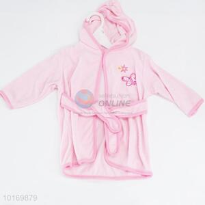 Best selling bottom price children bathrobe