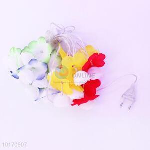Christmas fairy twinkling flower decorative led lighting