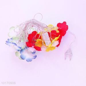 Led flower decorative light for wedding parting & christmas decoration