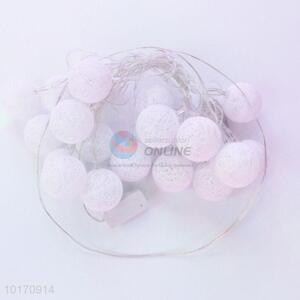 Fancy led balls decorative lights