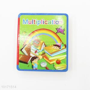Educational math baby book
