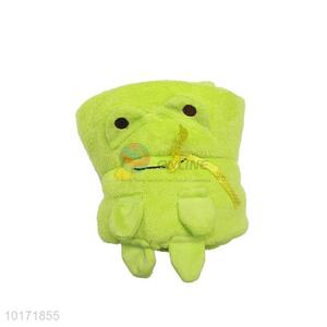 Cheap high sales fashion green frog baby wrap