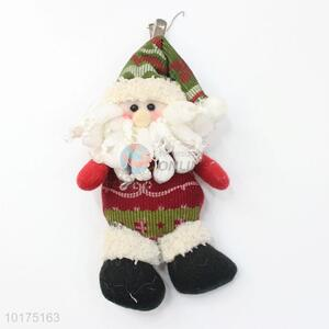 Lovely Soft Fabric Pendant Christmas Decoration for Home Party