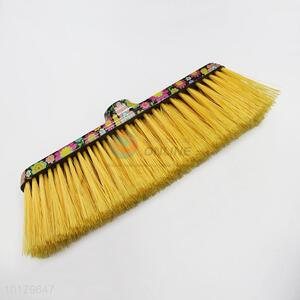 Lovely Flower Pattern Plastic Broom Head House Cleaning Products