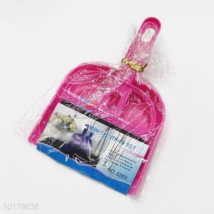 Wholesale Cheap Plastic Household Mini Brush And Dustpan Set