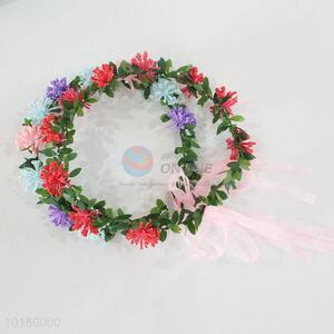 Good quality garland/colorful flower lei