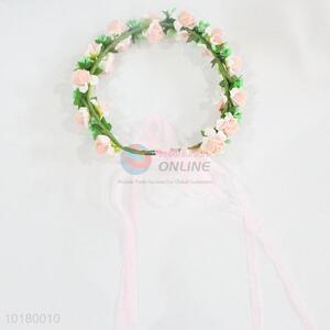 Wholesale artificial hawaiian lei,hawaii flower lei