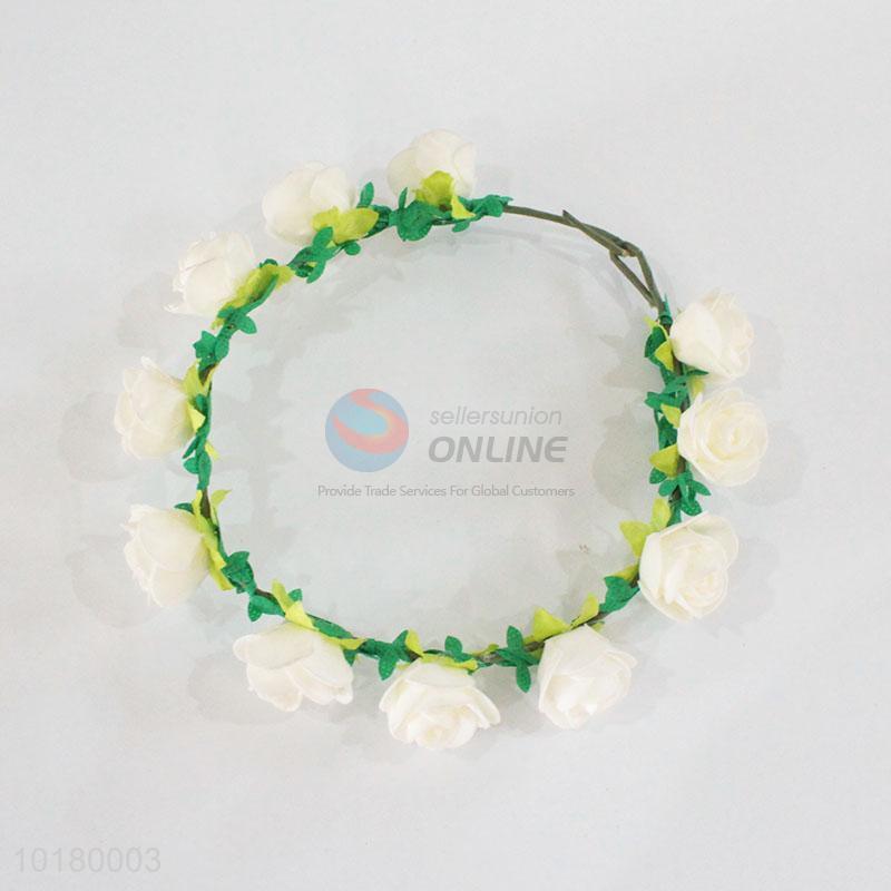 Promotional white flower garlandhawaii flower lei sellersunion online promotional white flower garlandhawaii flower lei mightylinksfo