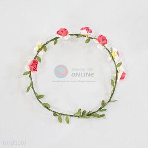 New design cheap garland/hawaii flower lei