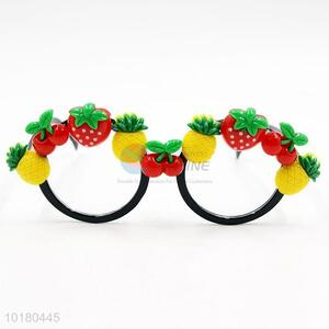Cartoon fruit decorative sunglasses