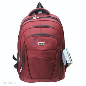 Fancy design terylene backpack for men