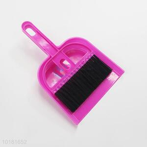 Home cleaning brushes and dustpan set