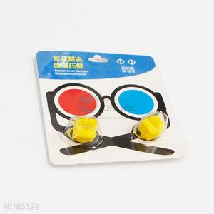 Wholesale Eyeglasses Cleaning Wipe Sponge for Preventing Indentation
