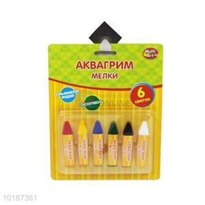 Wholesale 6 PCS  Crayon