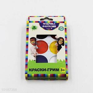 6 Colors Face Paint for Children