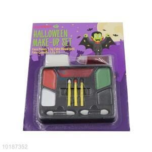 Halloween Make-up Set(3PCS Face Crayon+6ml Fake Blood+5.5g Face Paints)