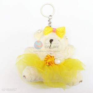 Hot selling factory supply bear key chain