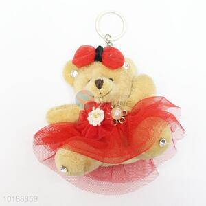 Modern design low price bear cartoon pendant