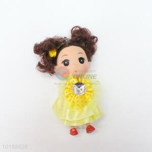 High sales low price top quality best mini doll key chain