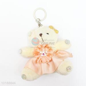 Low price new style bear key chain