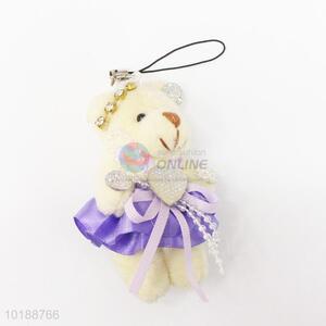 Good quality low price bear cartoon pendant
