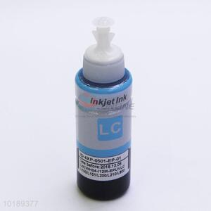 Inkjet Ink Light Cyan Refill Bottle Office Printing Ink