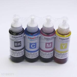 Inkjet Office Printing Ink 4 Bottles/Set