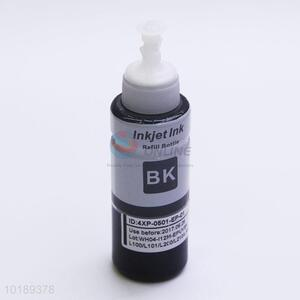 Inkjet Ink Black Refill Bottle Office Printing Ink
